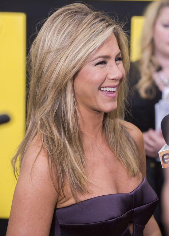 Jak na swój ślub uczesze się Jennifer Aniston?