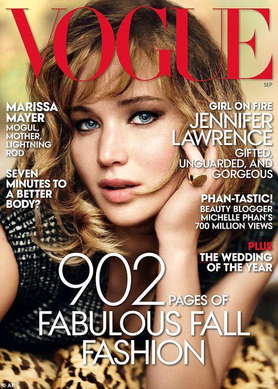 Jennifer Lawrence: Zawsze wiedziałam, że będę sławna