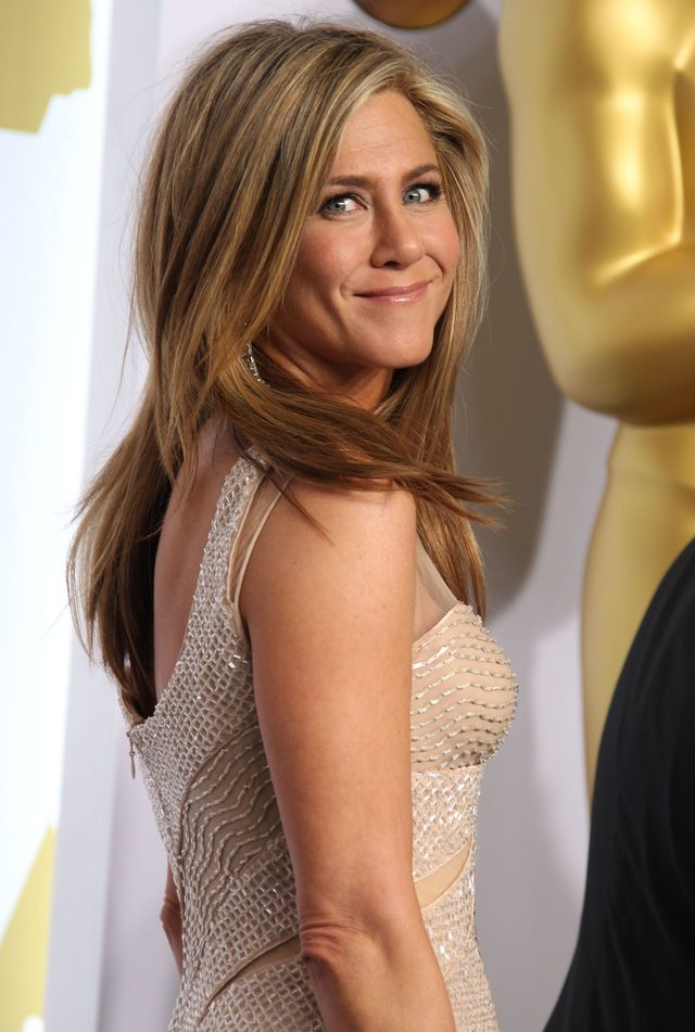Jennifer Aniston wyszła za Justina Theroux!
