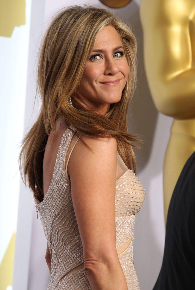 Jennifer Aniston wyszła za Justina Theroux!