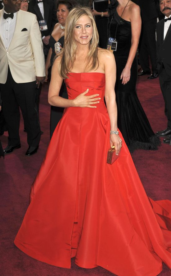 Jennifer Aniston stroi gwiazdorskie fochy?