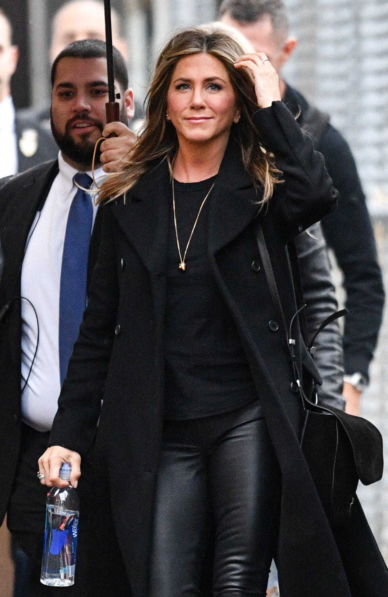 Jennifer Aniston promuje serial Dumplin' i przyznaje się do terapii: