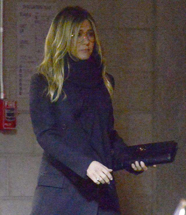 Pierwsze zdjęcia SMUTNEJ Jennifer Aniston po rozstaniu z Justinem Theroux