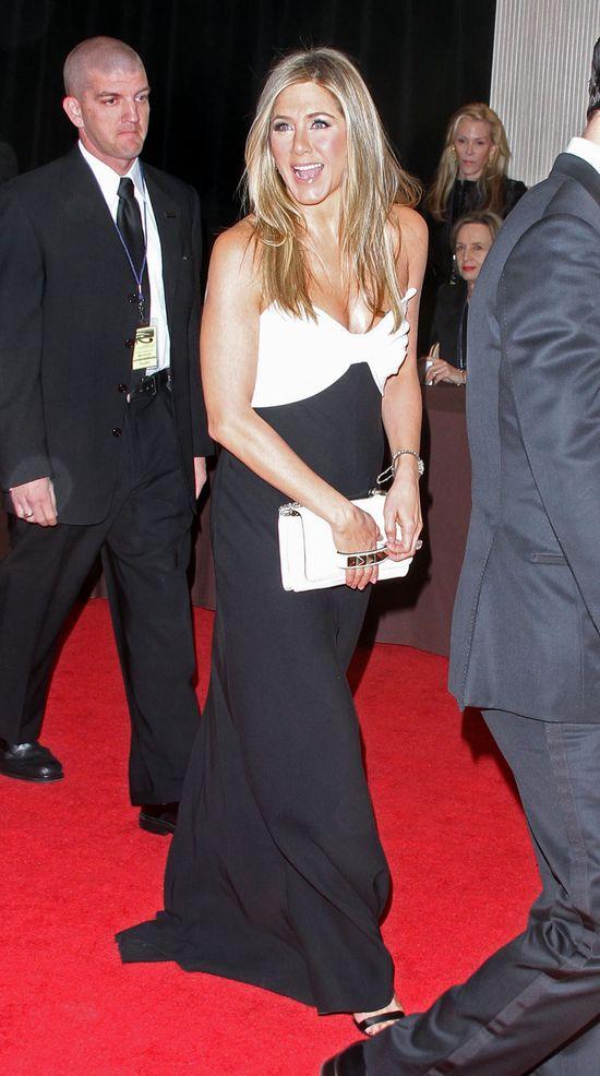 Jennifer Aniston NAPRAWDĘ w ciąży?