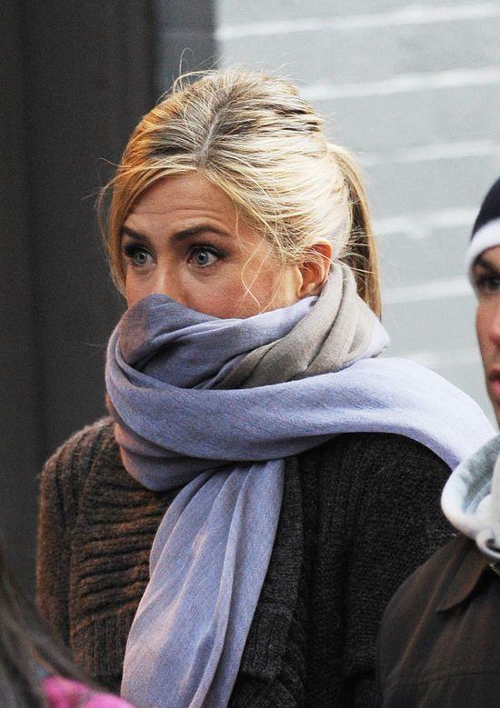 Jennifer Aniston przeżyła traumę w McDolandzie