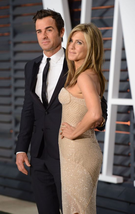 Szczeg�y �lubu Jenniefer Aniston i Justina Theroux