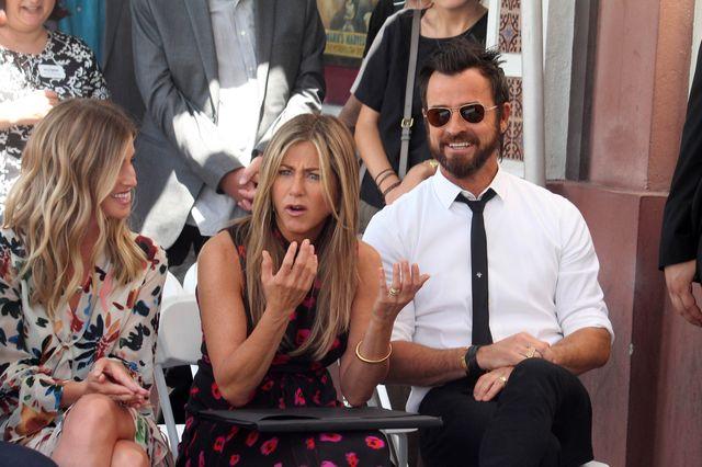 Jennifer Aniston i JustinTheroux ogłosili SEPARACJĘ!
