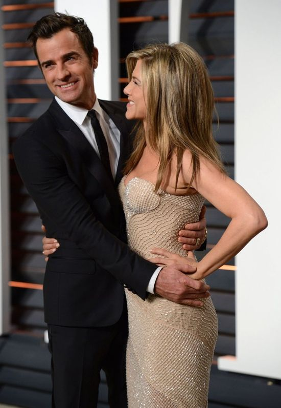 To koniec zwi�zku Jennifer Aniston i Justina Theroux?