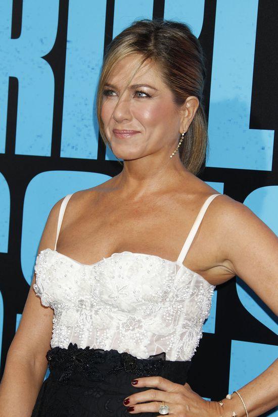 Jennifer Aniston opowiada, jak walczy ze zmarszczkami