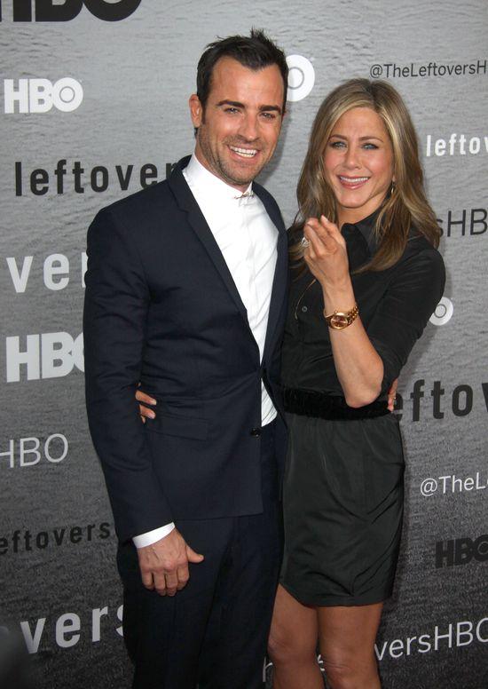 �lub Jennifer Aniston w stylu Brangeliny?