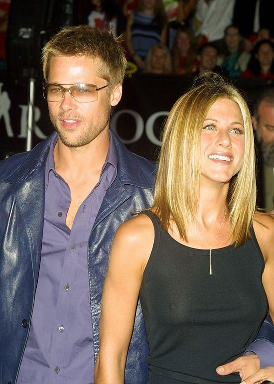 Oto fakty - jak Aniston zachowa�a si�, gdy dowiedzia�a si� o rozwodzie Brada?