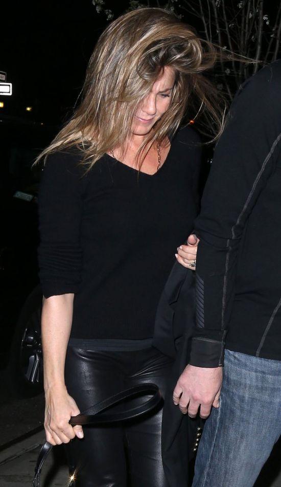 Jennifer Aniston miała gorszy dzień (FOTO)