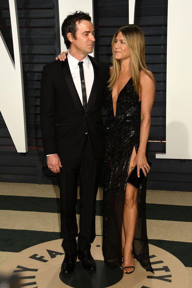 Dlaczego Jennifer Aniston chce rozwodu z Justinem Theroux?