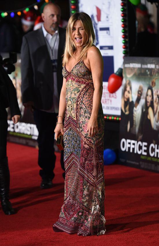 Jennifer Asniton dała Selenie Gomez cenna radę