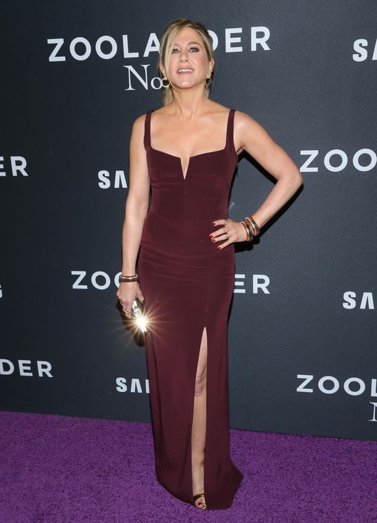 Jak wygl�da menu Jennifer Aniston?
