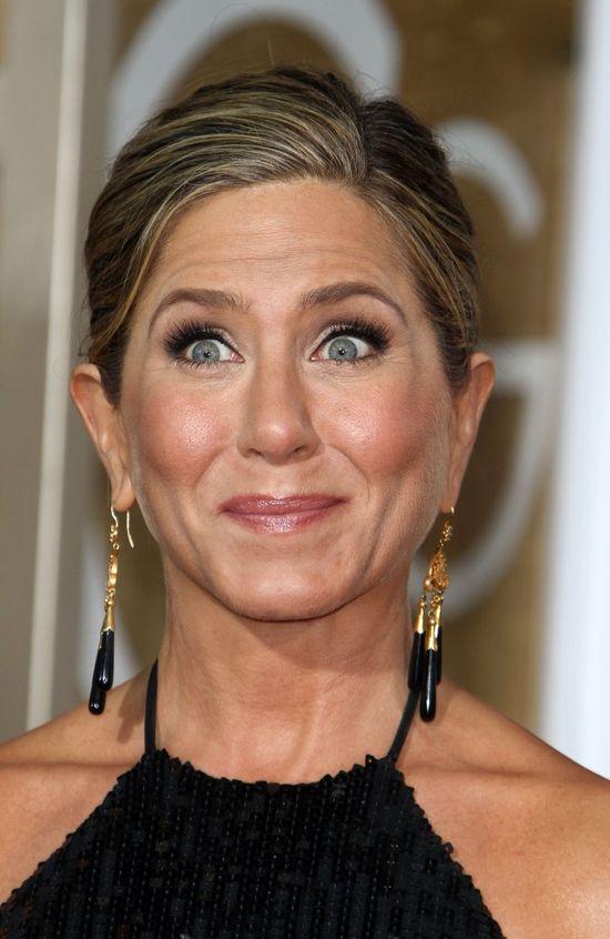 Jennifer Aniston znowu daje pstryczek w nos Kim? (FOTO)