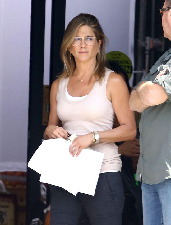 Paparazzo zapytał Jennifer Aniston o adopcję
