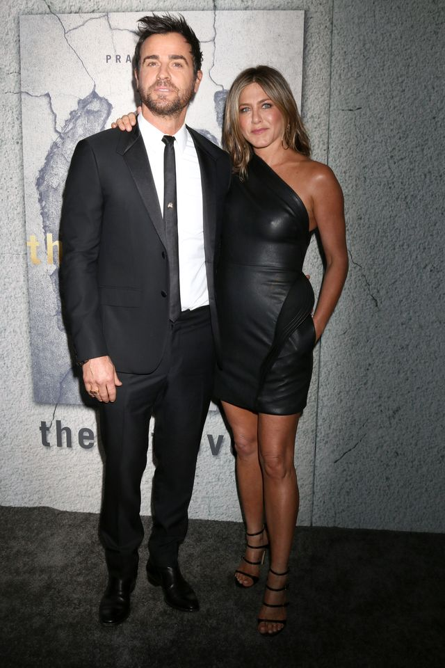 Justin Theroux już ma NOWĄ, młodszą dziewczynę. Jen jest PRZERAŻONA