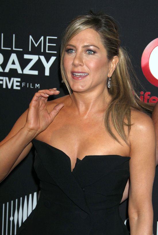 Wpadka Jennifer Aniston na premierze filmu (FOTO)
