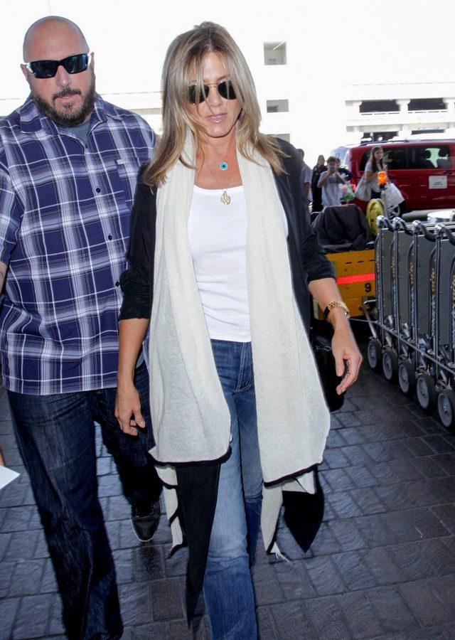 Jennifer Aniston chce Wam coś pokazać