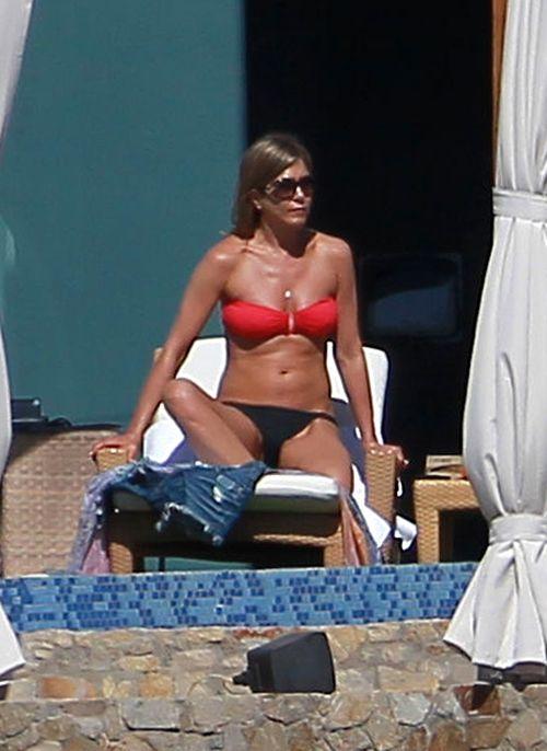 Jennifer Aniston ćwiczy każdego dnia