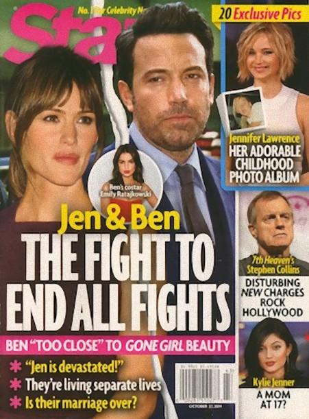 Uwaga kryzys! Jennifer Garner i Ben Affleck mają problem!