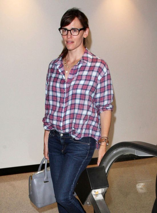 Jennifer Garner wygl�da jak Brzydula (FOTO)