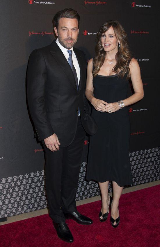 Ben Affleck i Jennifer Garner odwołali rozwód?