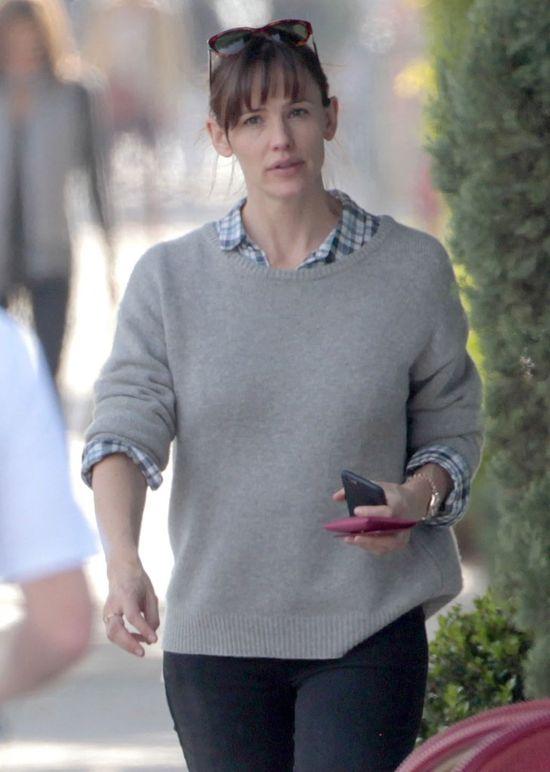 Jennifer Garner zapowiada: Wracam do GRY!