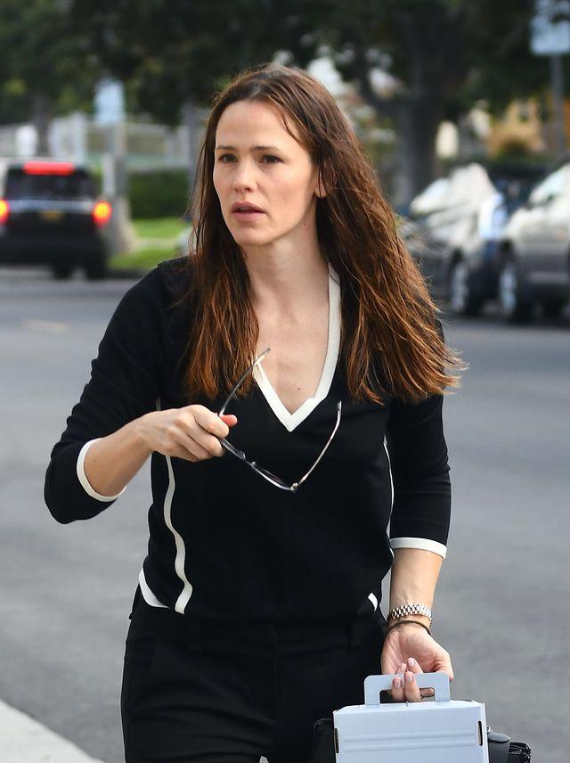 Jennifer Garner ZDRĘTWIAŁA, gdy w telefonie Bena zobaczyła smsa od...