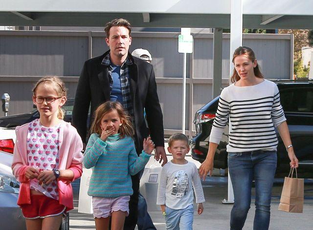 Jennifer Garner i Ben Affleck są w trakcie rozwodu? Nic bardziej mylnego?