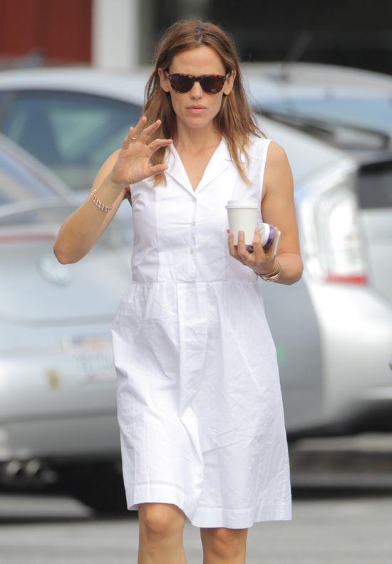 Jenifer Garner jest w CZWARTEJ ciąży? (FOTO)