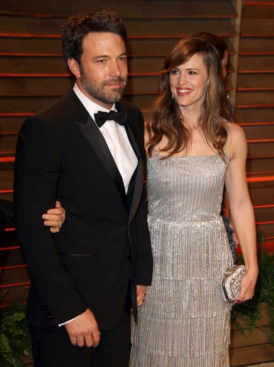 Jennifer i Ben Affleck przez dwa lata ratowali ma��e�stwo