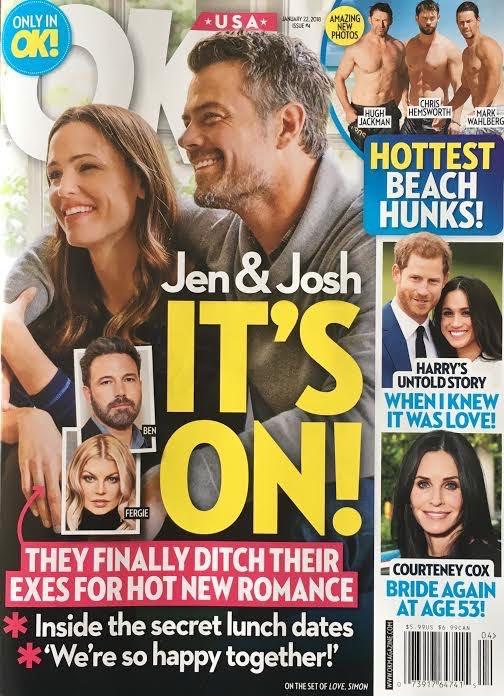 Trzymaj się mocno! Jennifer Garner i Josh Duhamel są PARĄ!