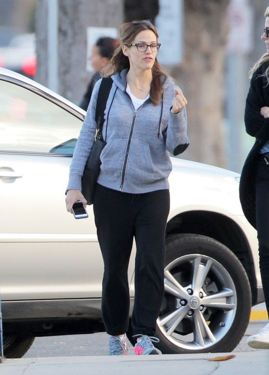 Jennifer Garner pokazuje jak się NIE ubierać (FOTO)