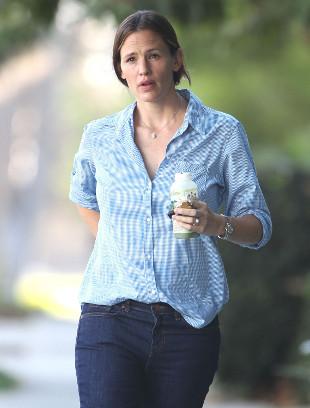 Jennifer Garner o nasieniu Bena Afflecka…