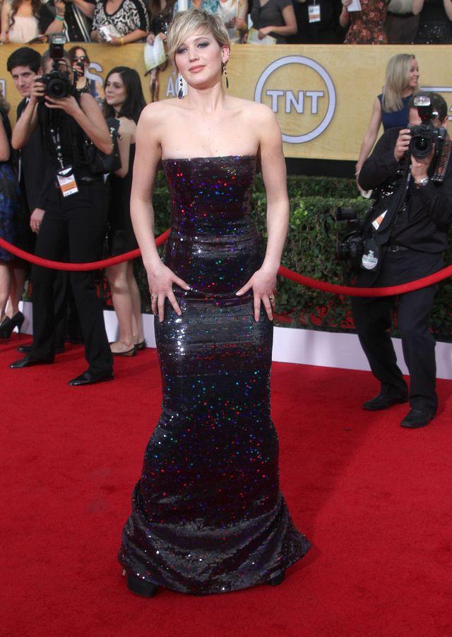 Wyciek�y NAGIE ZDJ�CIA Jennifer Lawrence!