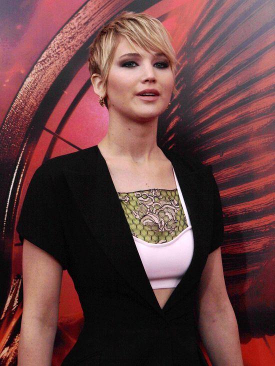 Jennifer Lawrence ogląda Keeping Up With The Kardashians