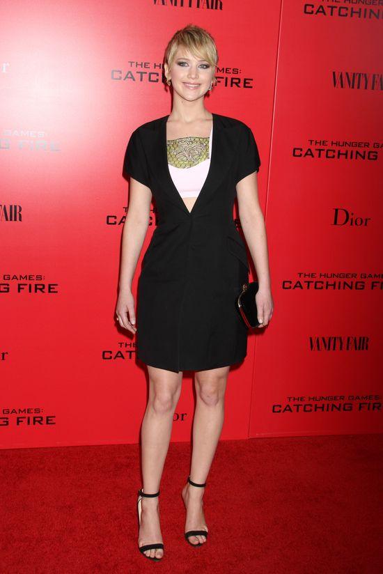 Jennifer Lawrence: Dajcie mi jeść!