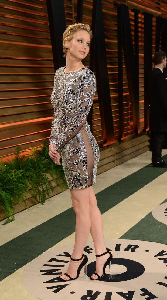 Jennifer Lawrence PIERWSZY raz o wycieku zdjęć