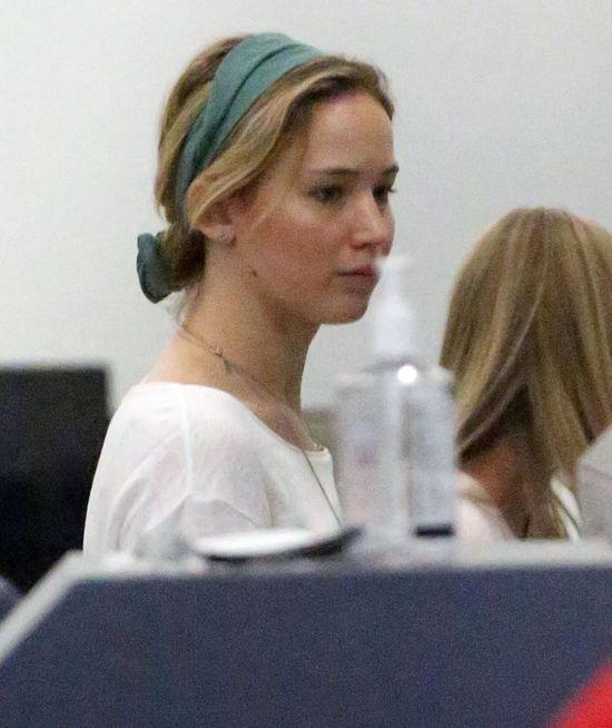 Jennifer Lawrence w wersji niewyjściowej (FOTO)