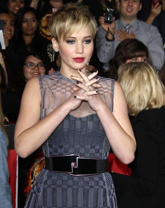Jennifer Lawrence rozsta�a si� z Chrisem Martinem!