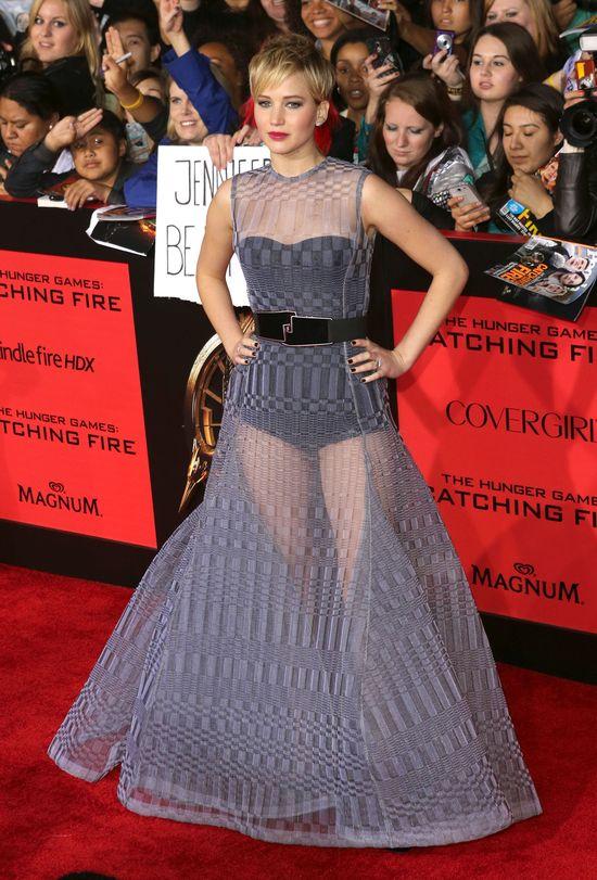 Jennifer Lawrence tłumaczy dla kogo były nagie fotki