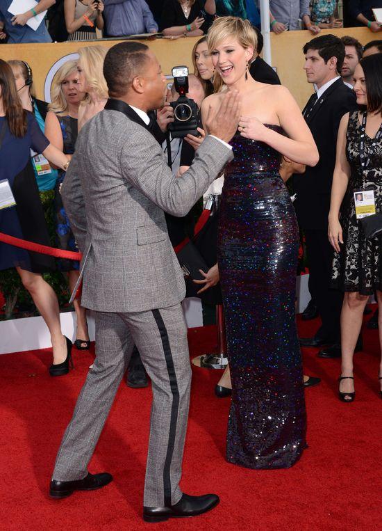 Jennifer Lawrence jest uzale�niona od...