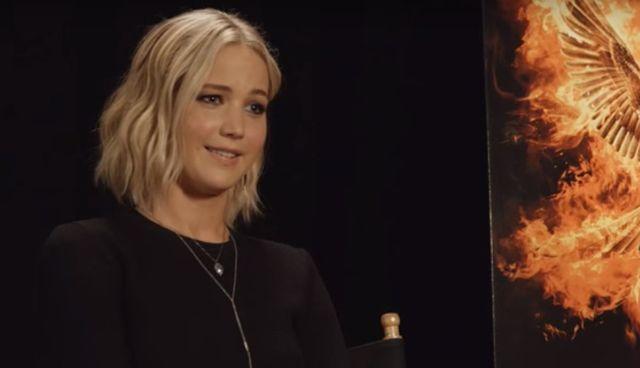 Nigdy nie wkręcaj Jennifer Lawrence! (VIDEO)