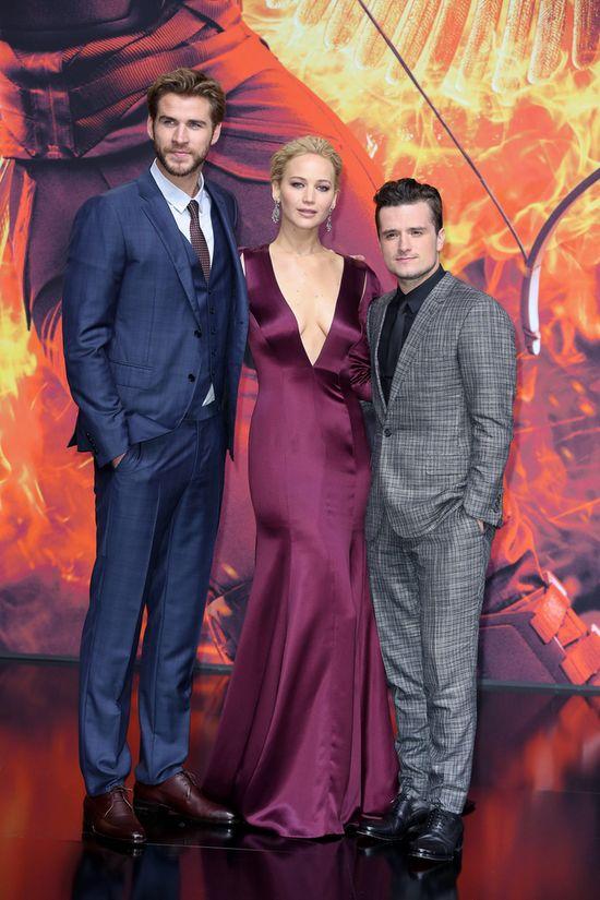 Liam Hemsowrth sprawił, że Jennifer zsikała się w spodnie!