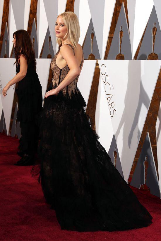 Jennifer Lawrence Harpers