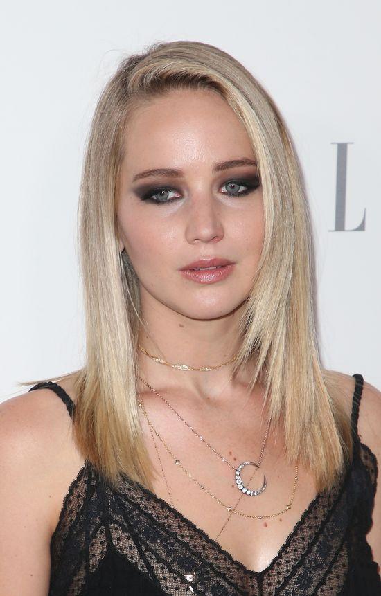 Jennifer Lawrence o porno zdjęciach. Mówi, dla kogo je robiła