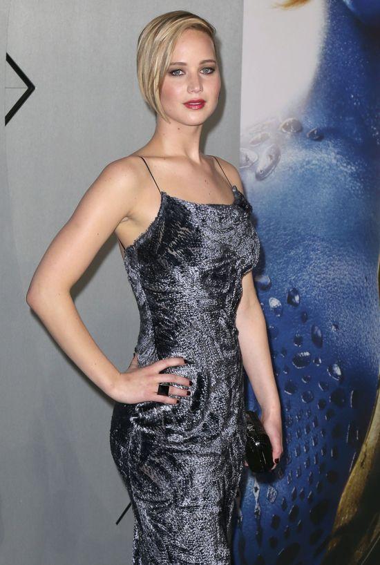 Jennifer Lawrence nie do poznania! (FOTO)