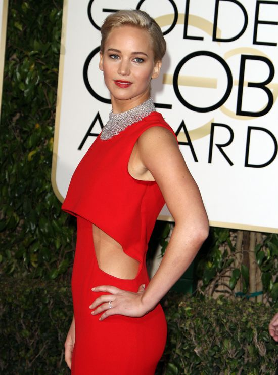 Red Hot Jennifer Lawrence! (FOTO)